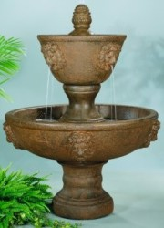 Large Two Tier Leonesco Fountain